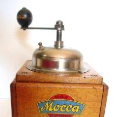 Antigüedades: MOLINILLO DE CAFÉ, MARCA O.G.I. ALEMANIA. CA. 1930/40. Lote 100514510