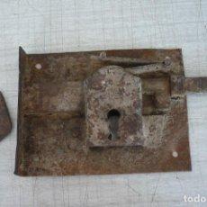 Antigüedades: CERRADURA. Lote 87237244