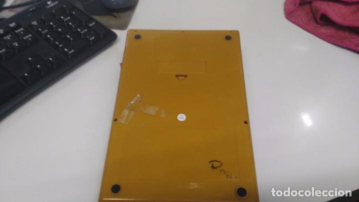 Antigüedades: antigua calculadora fisura funcionando - Foto 5 - 167659126