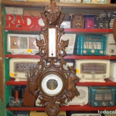 Antigüedades: BAROMETRO. Lote 87346732