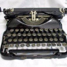 Antigüedades: MÁQUINA DE ESCRIBIR PORTÁTIL SMITH CORONA Nº4. CIRCA 1924. FUNCIONANDO.. Lote 87566912