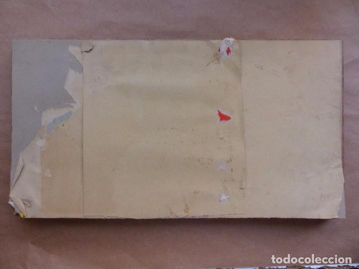 Antigüedades: PLANCHA O MOLDE IMPRENTA PUBLICIDAD ERNESTO GRAU TOMATES SELECCIONADOS, SIMAT DE VALLDIGNA, VALENCIA - Foto 9 - 87794532