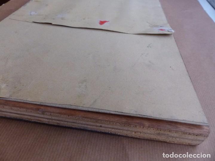 Antigüedades: PLANCHA O MOLDE IMPRENTA PUBLICIDAD ERNESTO GRAU TOMATES SELECCIONADOS, SIMAT DE VALLDIGNA, VALENCIA - Foto 10 - 87794532