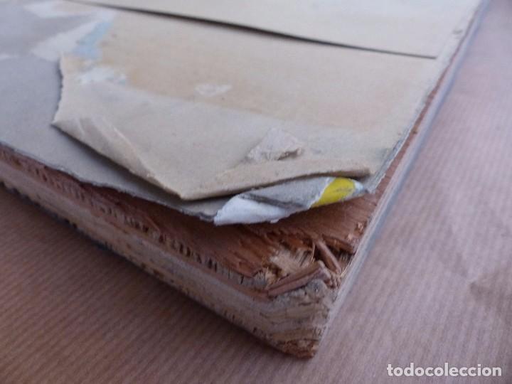Antigüedades: PLANCHA O MOLDE IMPRENTA PUBLICIDAD ERNESTO GRAU TOMATES SELECCIONADOS, SIMAT DE VALLDIGNA, VALENCIA - Foto 12 - 87794532