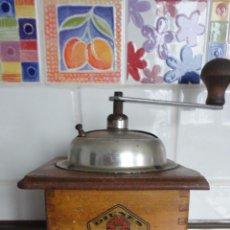 Antigüedades: ANTIGUO MOLINILLO DE CAFE.MARCA DIENES.PEDE.AÑOS 50. Lote 88717468