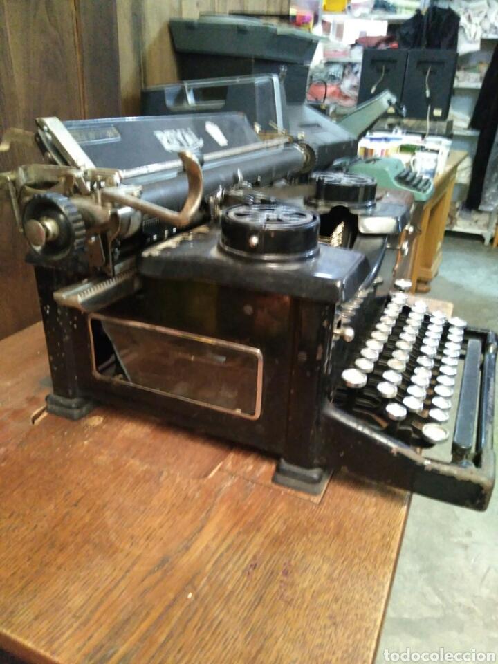 Antigüedades: Antigua maquina de escribir royal - Foto 3 - 88313246