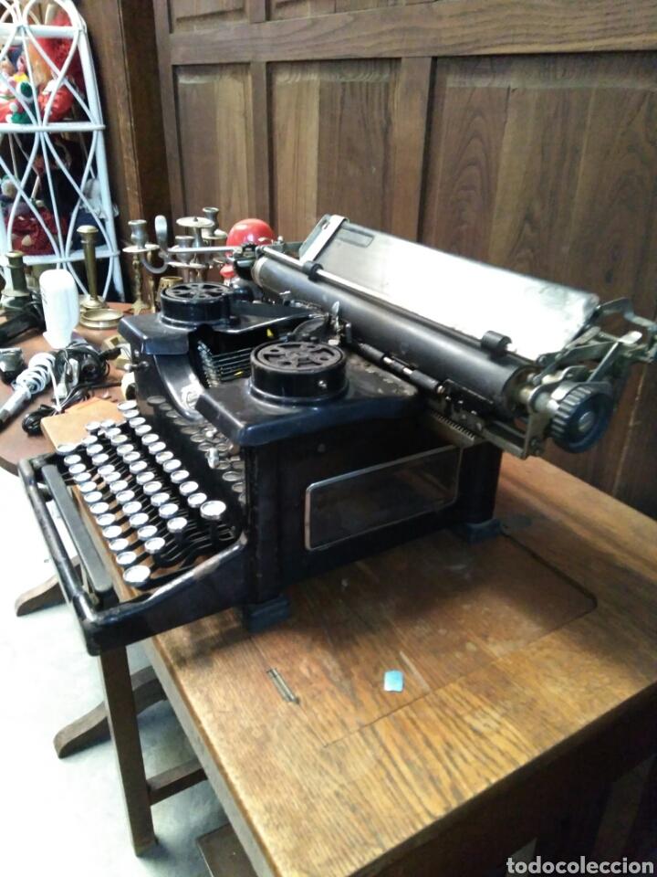 Antigüedades: Antigua maquina de escribir royal - Foto 4 - 88313246
