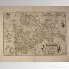 Antigüedades: ISLAS BRITÁNICAS (1579). Lote 54239430