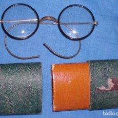 Antigüedades: ANTIGUAS Y PRECIOSAS GAFAS E´POCA GUERRA CIVIL. Lote 88878304