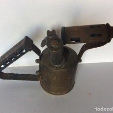 Antigüedades: ANTIGUO SOPLETE DE PEQUEÑO TAMAÑO. Lote 88885448