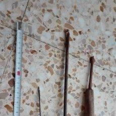 Antigüedades: HERRAMIENTAS ANTIGUAS DE CARPINTERIA. Lote 88886248