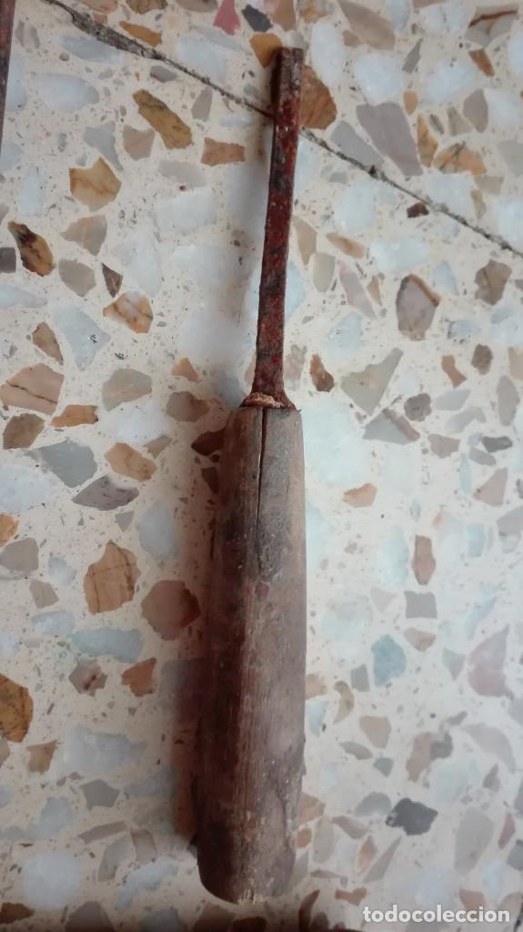 Antigüedades: Herramientas antiguas de carpinteria - Foto 2 - 88886248