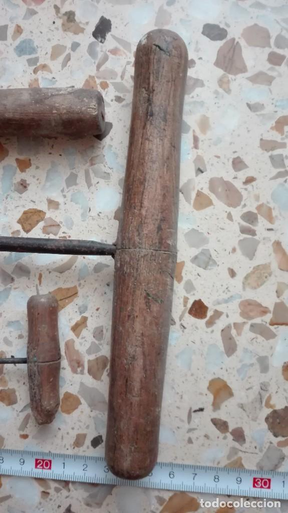 Antigüedades: Herramientas antiguas de carpinteria - Foto 3 - 88886248