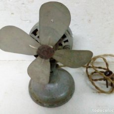 Antigüedades: ANTIGUO VENTILADOR. Lote 88974460