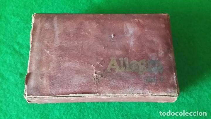 Antigüedades: AFILADOR DE CUCHILLAS ALLEGRO - Foto 10 - 89077056