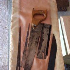 Antigüedades: SIERRA STEIGO-HOJAS INTERCAMBIABLES. Lote 89173515