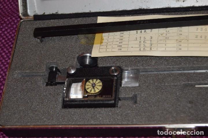 Antigüedades: ANTIGUO PLANÍMETRO FUJI KP-27 - VINTAGE - MIRA LAS FOTOS PARA MÁS DETALLE - HAZME UNA OFERTA - Foto 4 - 89205204