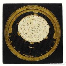 Antigüedades: 1900C - BUSCADOR LOCALIZADOR DE ESTRELLAS STARFINDER STAR FINDER PLANISFERIO ASTRONÓMICO ASTRONOMÍA. Lote 89350916