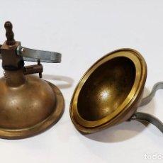 Antigüedades: 1900C PAREJA DE HEMISFERIOS DE MAGDEBURGO O SEMIESFERAS DE OTTO VON GUERICKE. Lote 89548772