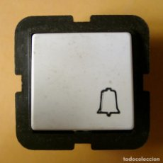 Antigüedades: PLASTIMETAL. PULSADOR CAMPANA. Lote 89584228