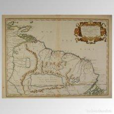 Antigüedades: GUAYANA Y CARIBE (1656). Lote 54239452