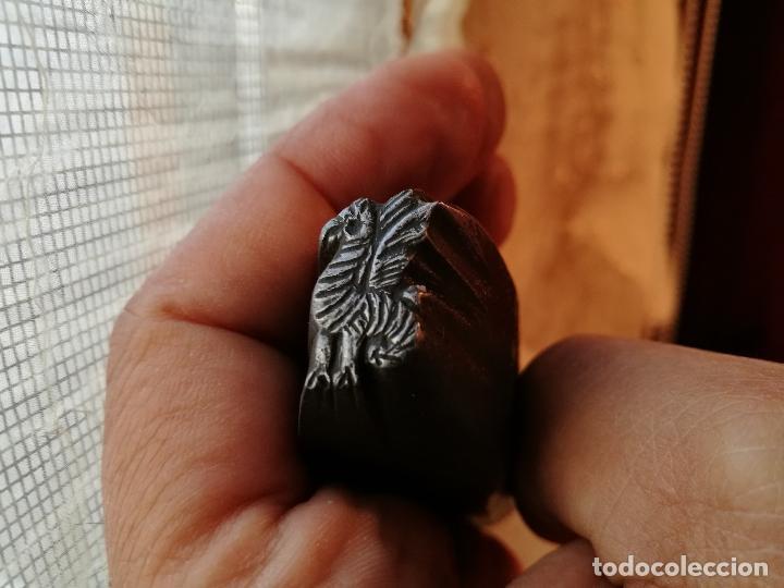 Antigüedades: puntero marcador punzon troquel MARCAJE CUCHILLERO bestiari catalan vilanova i geltru -xix - Foto 23 - 89610392