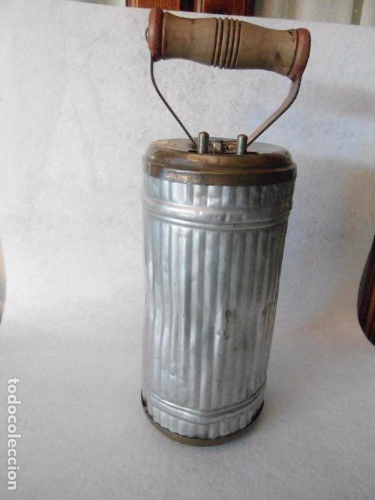 ANTIGUO CALENTADOR/ ACUMULADOR DE CALOR ELECTRICO WETMAN AÑOS 30, usado segunda mano