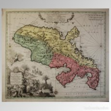 Antigüedades: MARTINICA, 1730. Lote 54239454