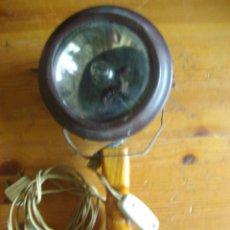 Antigüedades: FOCO BUSCADOR NAUTICO DE MANO GENERAL ELECTRIC. Lote 89721960
