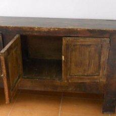 Antigüedades: BANCO DE CARPINTERO. Lote 89798036