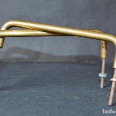 Antigüedades: TIRADORES DE METAL DE 13 CM DE LARGO. Lote 89802924