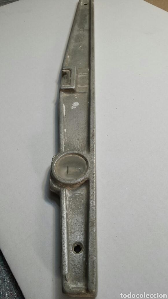 Antigüedades: Nivel Antiguo de doble burbuja aluminio años 50 Antichock 64 - Foto 4 - 89858880