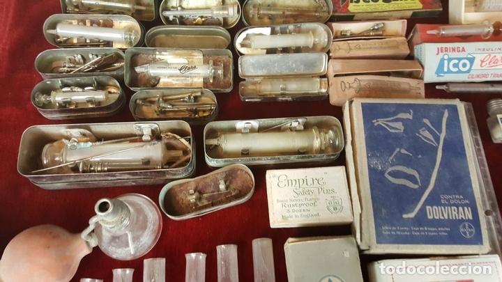 Antigüedades: COLECCIÓN DE INSTRUMENTAL CLÍNICO. VER DESCRIPCIÓN. SIGLO XIX-XX. - Foto 5 - 89941592