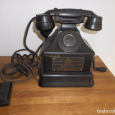 Teléfonos: TELÉFONO DE SOBREMESA ATM. Lote 90053304
