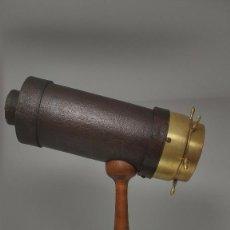 Antigüedades: KALEIDEOSCOPIO BUSH&CO,PERFECTO ESTADO Y FUNCIONAMIENTO.SIGLO XIX.MIDE. Lote 90063756