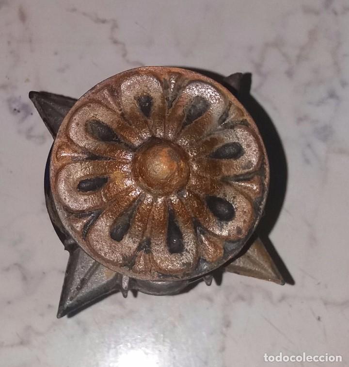 POMO TIRADOR PARA PUERTA (Antigüedades - Técnicas - Cerrajería y Forja - Tiradores Antiguos)