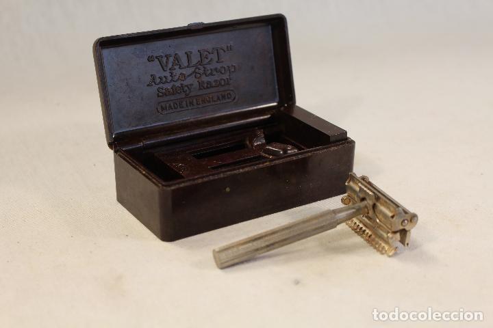 Antigüedades: maquinilla de afeitar valet - Foto 5 - 90497540