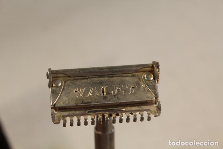 Antigüedades: maquinilla de afeitar valet - Foto 6 - 90497540