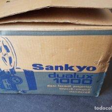 Antigüedades: SANKYO DUALUX 1000 MAS LOADMATIC MP303. Lote 90656075