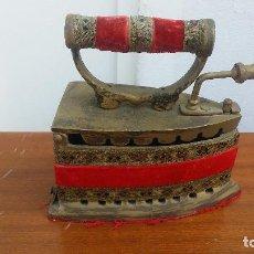Antigüedades: PLANCHA ANTIGUA. Lote 90718535