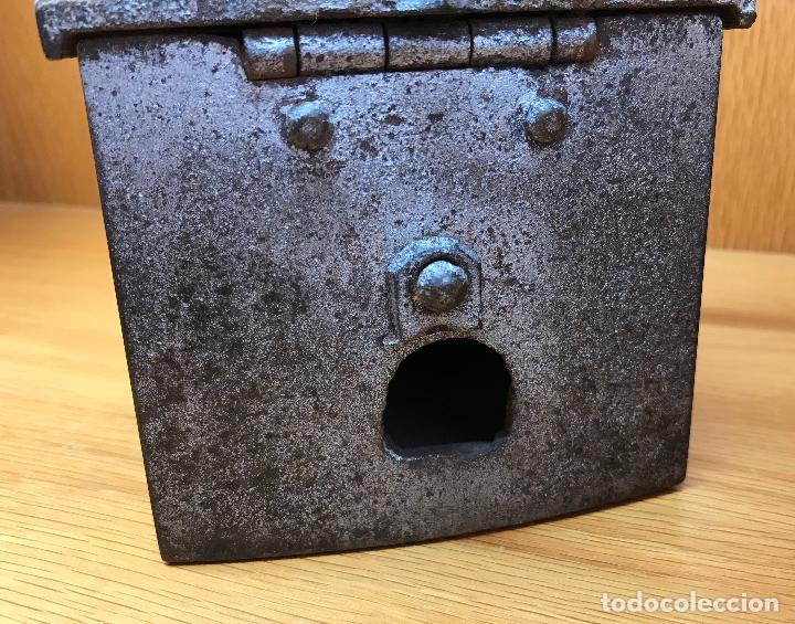 Antigüedades: Antigua plancha de carbón - Lyng - La Esperanza - Foto 4 - 90903005