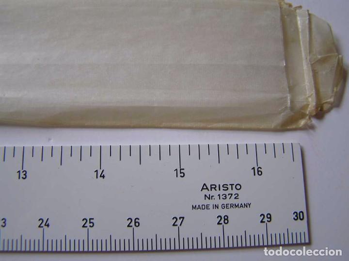 Antigüedades: REGLA ARISTO 1372 TIPOMETRO - TYPOMETER DEL FABRICANTE DE REGLA DE CALCULO RECHENSCHIEBER SLIDE RULE - Foto 49 - 90975210