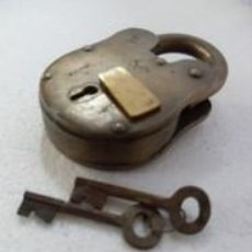 Antigüedades: CANDADO. Lote 158018944