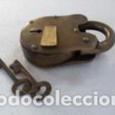 Antigüedades: CANDADO. Lote 158019005