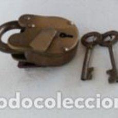 Antigüedades: CANDADO. Lote 151206765