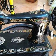 Antigüedades: PRECIOSO CABEZAL WERTHEIM. Lote 91392935