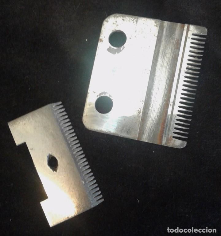 Antigüedades: Antiguo y completo lote barbería - Foto 10 - 91585835