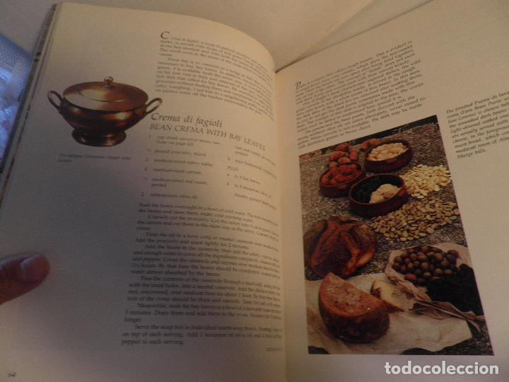 Antigüedades: TASTE OF ITALY , GIULIANO BUGIALLI, PHOTOGRAPHS BY JOHN DOMINIS, 1988 , COCINA ITALIANA EN INGLES - Foto 6 - 91654285