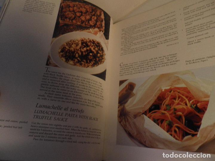 Antigüedades: TASTE OF ITALY , GIULIANO BUGIALLI, PHOTOGRAPHS BY JOHN DOMINIS, 1988 , COCINA ITALIANA EN INGLES - Foto 9 - 91654285