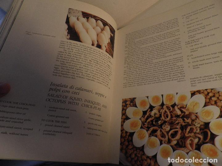 Antigüedades: TASTE OF ITALY , GIULIANO BUGIALLI, PHOTOGRAPHS BY JOHN DOMINIS, 1988 , COCINA ITALIANA EN INGLES - Foto 11 - 91654285